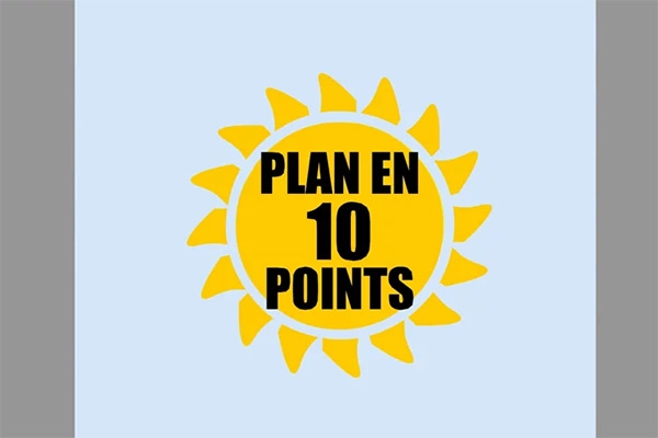 Plan en dix points