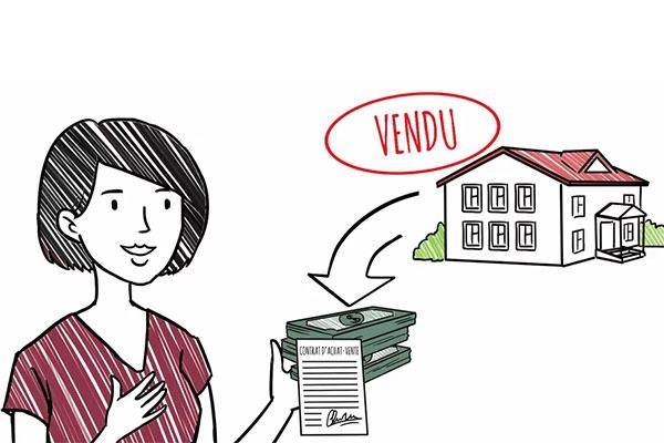 4. Confirmation de votre mise de fonds