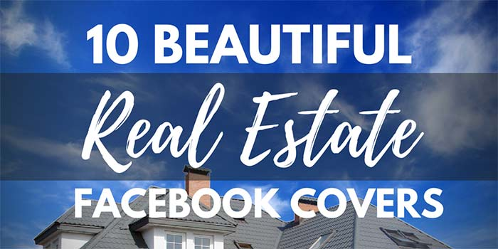 10 Beautiful Facebook Covers For Canadian Real Estate Agents
