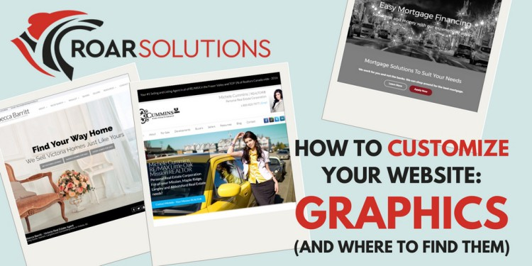 How to Customize Your Website Graphics