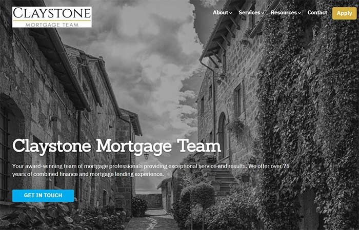 Claystone Mortgages
