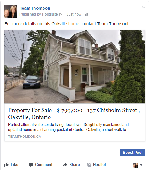 Image result for share property listing on social media