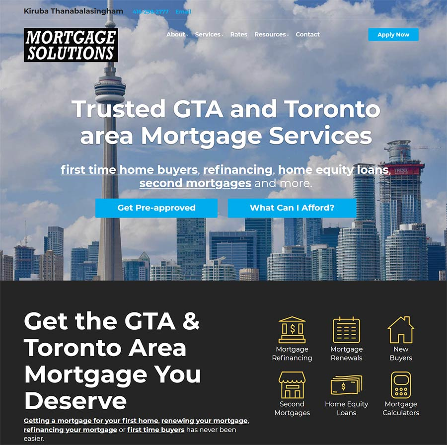 GTA Mortgage Broker