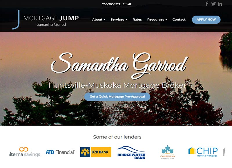 Huntsville Mortgage Broker - Samantha Garrod