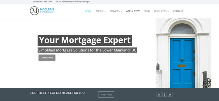 McClean Mortgage
