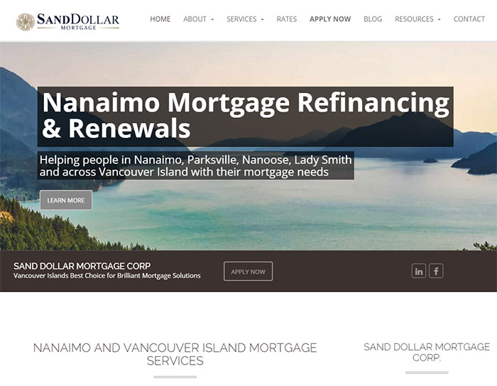 Nanaimo Mortgages