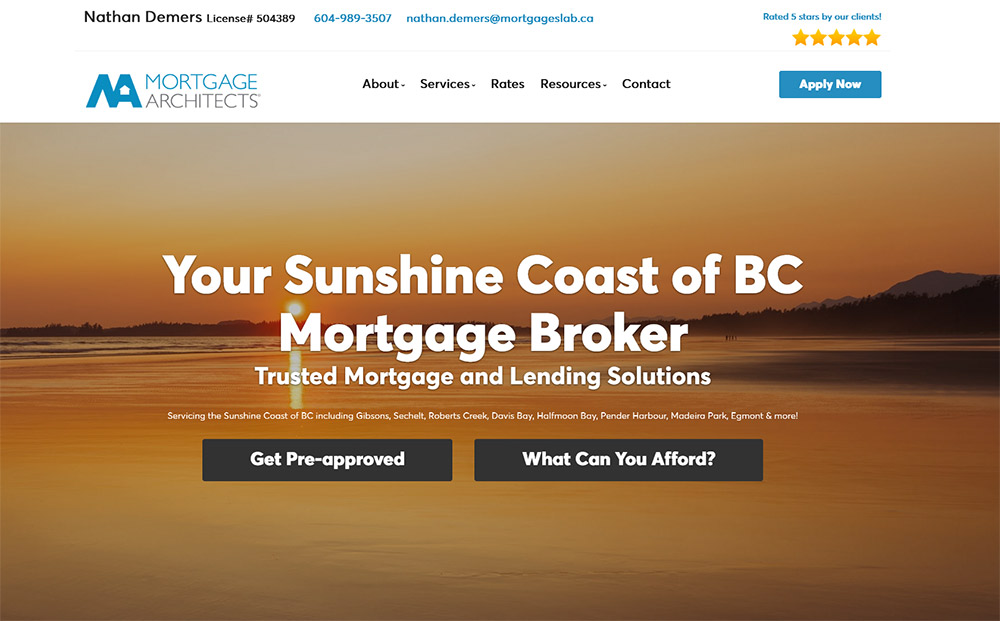 Nathan Demers Mortgage Broker