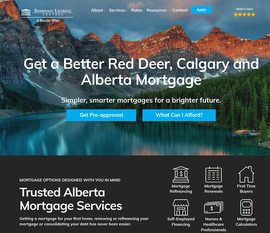 Red Deer and Calgary Mortgage Brokers