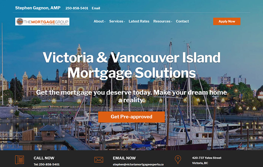 Victoria Mortgage Broker Experts