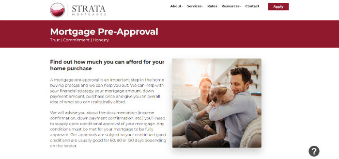 strata-mortgages