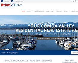 Brian Willis - Comox Valley Real Estate Agent, Specializing in Residential Relocation services for DND and RCMP