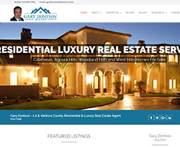 Gary Dontsov - Calabasas, Agoura Hills, West Hills, Woodland Hills Residential Luxury Homes For Sale