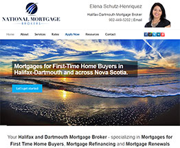 Elena Schutz-Henriquez | Halifax and Dartmouth Mortgage Broker - Mortgage Refinancing, Mortgage Renewals, Mortgage Pre-Approvals
