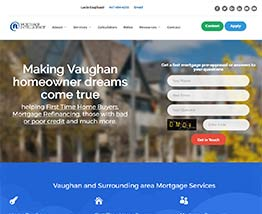Vaughan Mortgage Broker, First Time Home Buyers, Refinancing, Bad or Poor Credit Mortgages