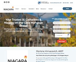 Niagara Mortgage Centre - St. Catharines, Niagara-on-the-Lake Mortgage Broker specializing in First tim home buyers, Mortgage Refinancing