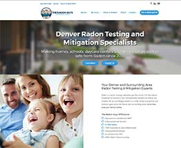 The Radon Guys - Denver Colorado Radon Mitigation and Testing specialists. Specializing in testing and mitigation for schools, home owners, day care centers, commercial properties, real estate transactions and more