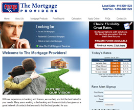 The Mortgage Providers
